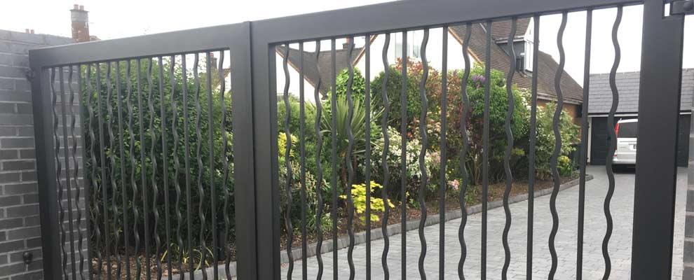 Contemporary Gates Amp Railings Modern House 187 Ironcraft