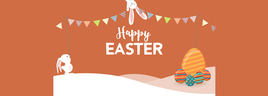 happy easter from ironcraft