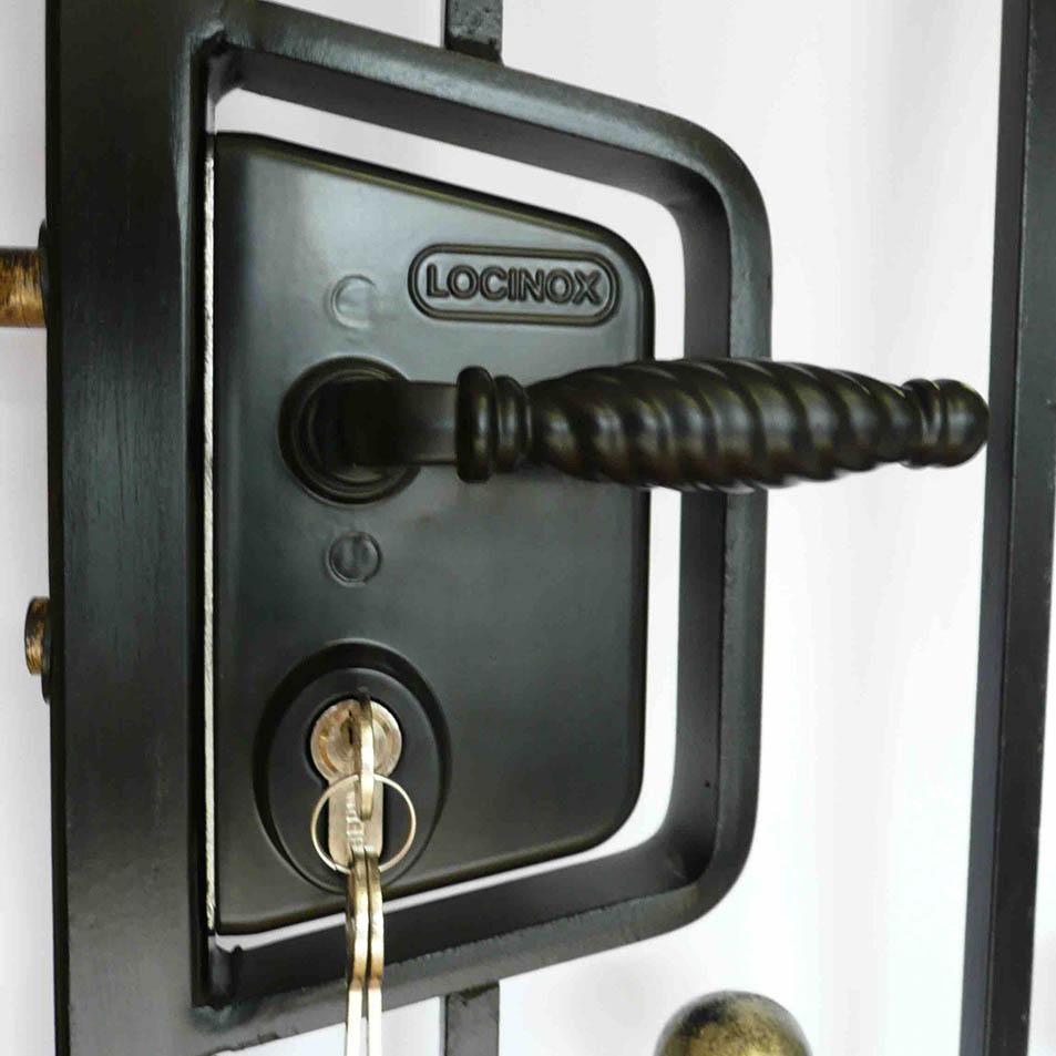 Metal Gate Locks 187 Ironcraft