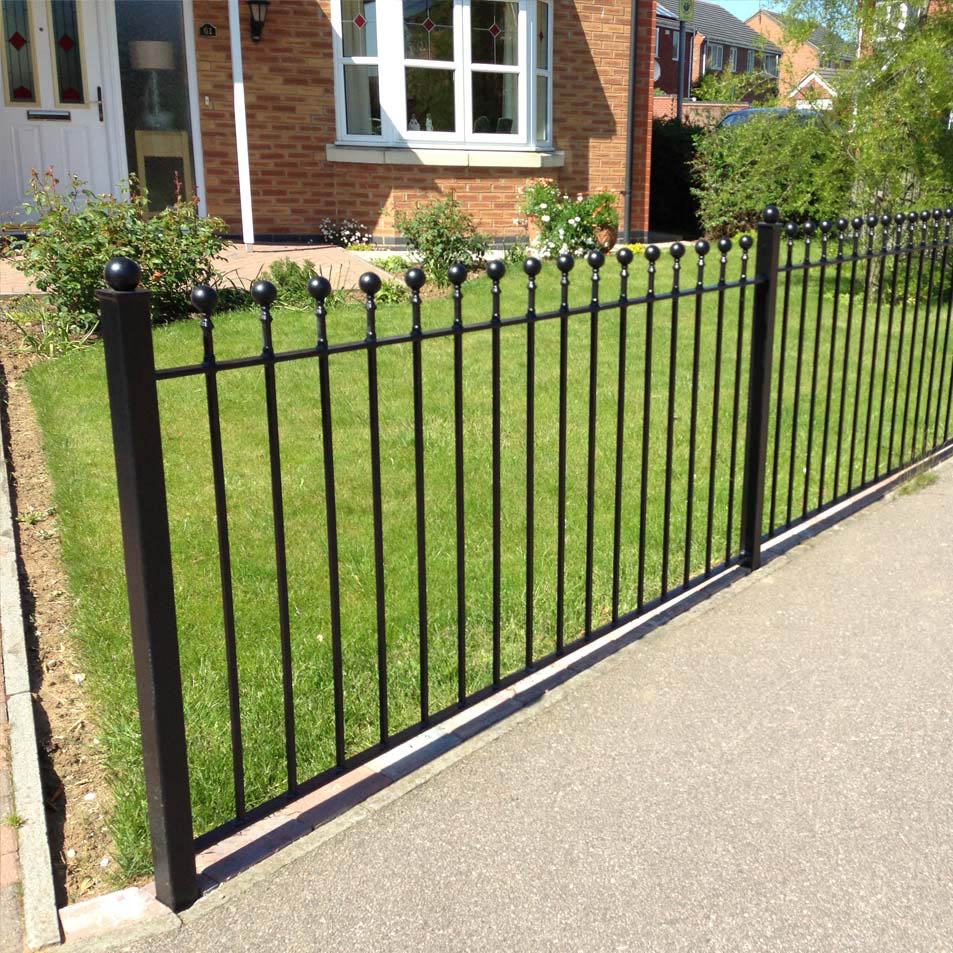 Wrought Iron Railings Ironcraft
